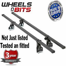 VW Transport T5 & T6 2003 - 2016 Roof Bars Rack 75KG Model Custom Direct fit