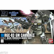 BANDAI HG HGUC RGC-83 GM Cannon ll 2 (Mobile Suit Gundam 0083) 1/144 scale kit