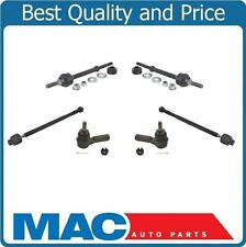 06-08 Ram1500 4x4 Pick Up 4.7L 5.7L Sway Bars Inner & Outer Tie Rods 6pc Kit