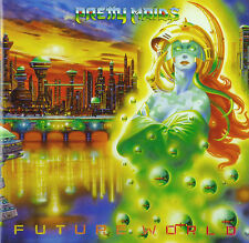 CD - Pretty Maids - Future World - A7