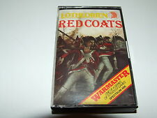 RED COATS by LOTHLORIEN for ZX SPECTRUM COMPLETE NICE CONDITION!