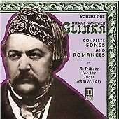 Complete Songs and Romances - Volume One CD NEW