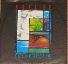 "Feelabeelia, Feel it, EX/EX+ 7"" Single 0676"