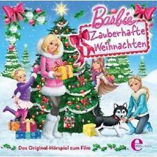 BARBIE - ZAUBERHAFTE WEIHNACHTEN CD NEU