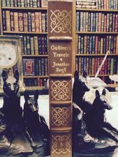 Easton Press: Gulliver's Travels: Yahoos: Jonathan Swift: Lilliput