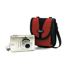 Lowepro Rezo 15 Compact Camera Bag in Red NEW UK STOCK