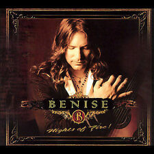 BENISE - Nights of Fire! (flamenco guitar) Latin CD