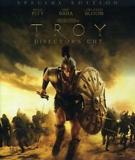 Troy [WS] [Unrated Director's  (2011, REGION A Blu-ray New) BLU-RAY/WS/Director'