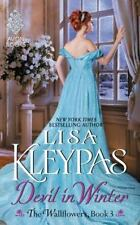 The Devil in Winter by Lisa Kleypas *3 Wallflowers* VG (2016 PB) Comb ship avail