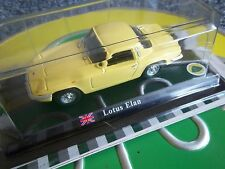 Lotus Elan Yellow 1:43