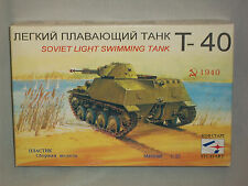 STC Start 1/35 Scale T-40 Soviet Light Swimming Tank