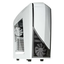 NZXT Phantom 240 Mid tower ATX PC Gaming Case Bianco USB 3 con 2 x ventole di 120 mm