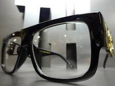 New OLD SCHOOL VINTAGE RETRO HIP HOP SWAG PIMP CLUB PARTY Clear Lens EYE GLASSES