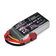 HRB 1300mAh 3S 25C-50C 11.1V RC Lipo Battery Airplane Helicopter Car AKKU Boat