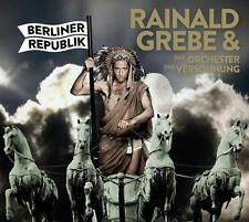 Rainald Grebe - Berliner Republik - 2 CD - Neu / OVP