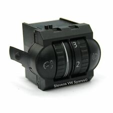 VW Scirocco Headlight Range & Brightness Control Adjust Switch | 1K8 941 333