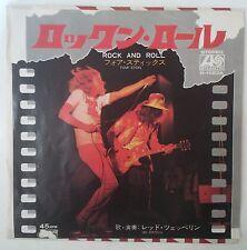 """Led Zeppelin Rock And Roll Single 7"""" Japón 1972"""