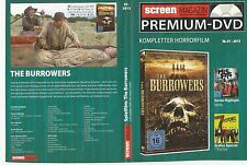 The Burrowers - Das Böse unter der Erde / ScreenMagazin-Edition 01/13 / DVD