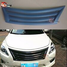 Unpainted Front Radiator/Hood Grille Bumper Grill for Nissan 2013-2015 Altima