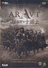 Aravt Ten Soldiers Chinggis Khaan of DVD NEW R3 English Subtitles Genghis Khan