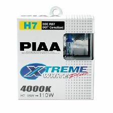 PIAA 17655 H7 Xtreme White Plus; Replacement Bulb