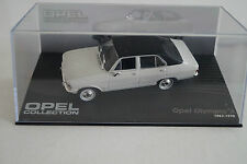 Modellauto 1:43 Opel Collection Opel Olympia A 1967-1970 Nr. 47