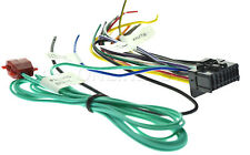 WIRE HARNESS FOR PIONEER AVH-P4200DVD AVHP4200DVD *PAY TODAY SHIPS TODAY*