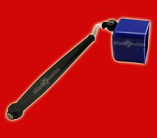 Blue Pocket Cue Chalk Holder/Pocket Chalker for Pool & Billiards Cue Chalk