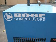 compressed air refrigerated dryer