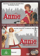 ANNIE / ANNIE: A ROYAL ADVENTURE The Ultimate Collector's Pack DVD R4 - PAL