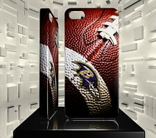 Coque rigide pour iPhone 5 5S Baltimore Ravens NFL Team 03
