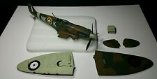 21st CENTURY TOYS-ULTIMATE SOLDIER XD *RARE* SPITFIRE NKK - 118 SQUAD W/PILOT
