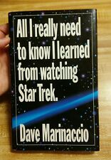 All I Really Need to Know I Learned From Watching Star Trek ~ 1st edition ~ 1994