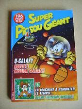 Livre Super Picsou géant BD la machine à remonter le temps...162 /AA29