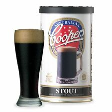 Coopers Stout 1.7 Kg - Beer Kit Refill - 23L / 5 Gallons / 40 Pints