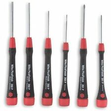 WIHA 6 Slot/Phillips PicoFinish Micro Precision Electronic Screwdriver Set,00503