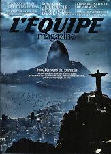 L'EQUIPE MAGAZINE N°1613 15 JUIN 2013    SPECIAL RIO