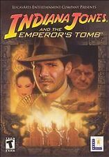 Indiana Jones and the Emperor's Tomb (PC, 2003) NEW SEALED