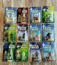 Star Wars Action Figure Lot  Power of The Force  Episode 1 -12 Figures MOC -#2