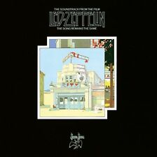 LED ZEPPELIN - The Song Remains The Same (4LP Box Vinyl) 2008 - NEW / SEALED