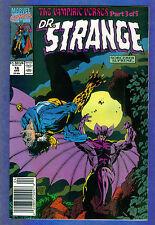 DOCTOR STRANGE SORCERER SUPREME  # 16 - - Marvel 1990 (fn-vf)