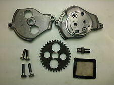 1977 77 78 79 Honda XL75 XL 75 Engine Oil Pump Screen