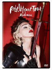 Madonna Rebel Heart Tour Live DVD