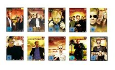 CSI : MIAMI 1-10 DIE KOMPLETTE DVD SEASON / STAFFEL 1 2 3 4 5 6 7 8 9 10 DEUTSCH