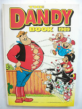 DANDY BOOK (Vintage From 1989) **High Grade**