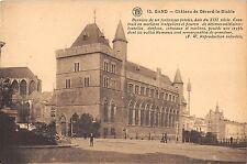 BR55042 Chateau de Gerard le Diable gent Gand belgium