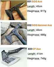 Tactical AXE Tomahawk Army Outdoor Hunting Camping Survival