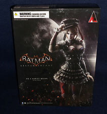 "Batman: Arkham Knight HARLEY QUINN Play Arts Kai 10"" Action Figure Square Enix"