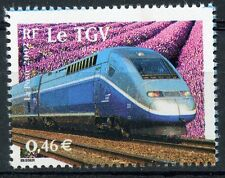 STAMP / TIMBRE FRANCE NEUF N° 3475 ** TRAIN LE TGV