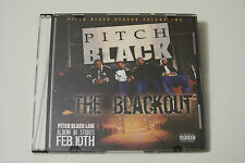 PITCH BLACK - SEASON VOL 2 / THE BLACKOUT PROMO MIXTAPE CD (Richie Rich Kakala)